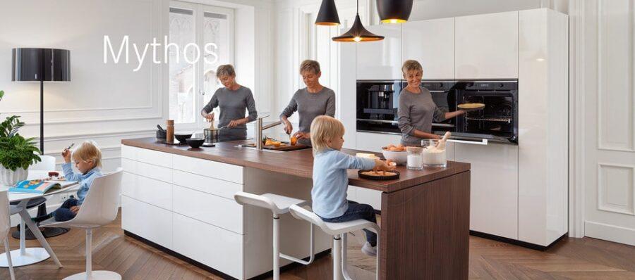 Bucătăria Mythos by FRANKE – cel mai frumos proiect