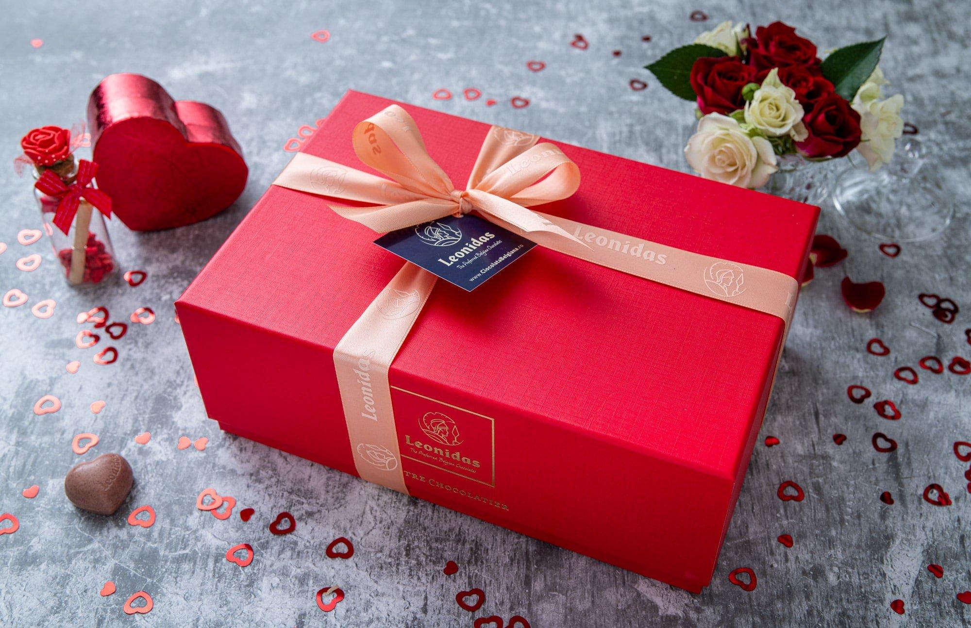 Ciocolata belgiana Leonidas – cel mai dulce cadou